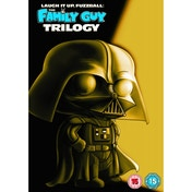Family Guy Laugh It Up Fuzzball Star Wars Trilogy DVD