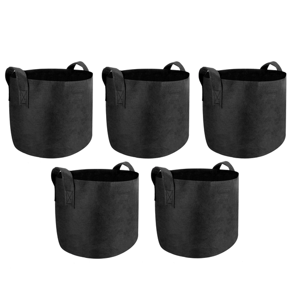 Plant Grow Bags | M&W 5x 5 Gal - Image 1