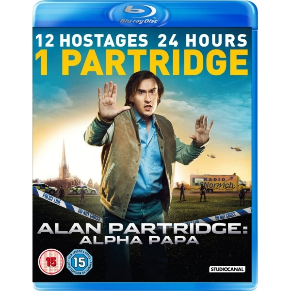 Alan Partridge Alpha Papa Blu-ray