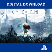 Child Of Light PS3 & PS4 PSN Digital Download Game
