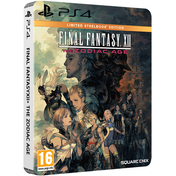 Final Fantasy XII The Zodiac Age Limited Steelbook Edition PS4 Game