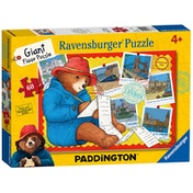 Ravensburger Paddington Bear Giant Floor 60 Piece Jigsaw Puzzle