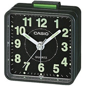 Casio TQ140-1 Beep Alarm Clock Black