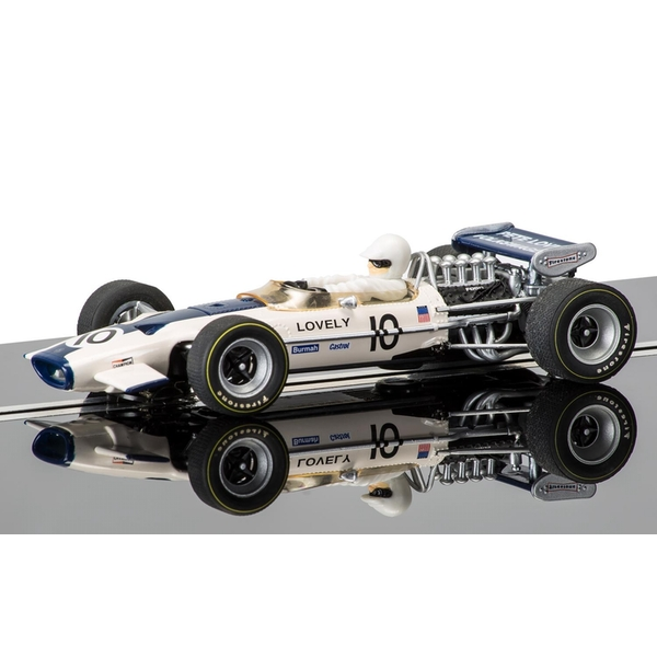 Lotus 49 (Pete Lovely) 49 1:32 Scalextric Classic Rally Car