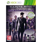 Saints Row The Third The Full Package (Classics) Game Xbox 360