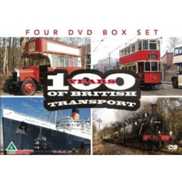 100 Years Of British Transport DVD