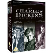 Charles Dickens Box Set (Great Expectations, Oliver Twist & A Tale Of Two Cities) DVD