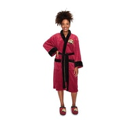 Harry Potter Hermione Kawaii Fleece Ladies Bathrobe