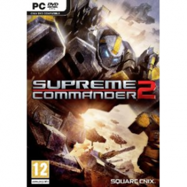 Supreme Commander 2 Game PC