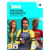 The Sims 4 Discover University PC Game [Expansion Pack 8]