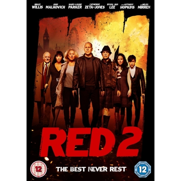 Red 2 DVD - Image 1