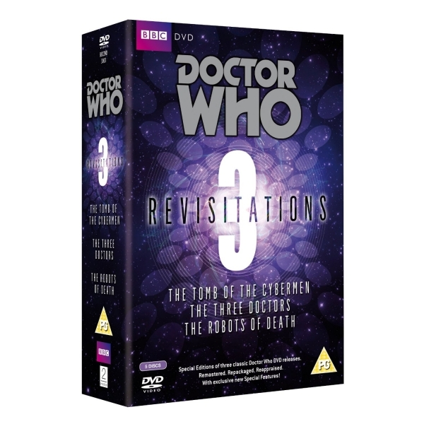 Doctor Who Revisitations 3 (1976) DVD