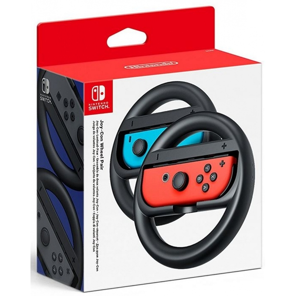 Nintendo Switch Joy-Con Wheel Pair