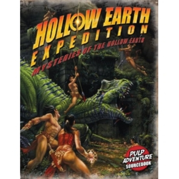Mysteries of the Hollow Earth Sourcebook