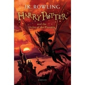 Harry Potter and the Order of the Phoenix: 5/7 (Harry Potter 5) Paperback