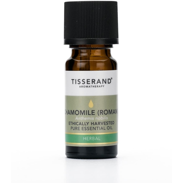 Tisserand Aromatherapy Chamomile Roman Ethically Harvested Essential Oil 9ml