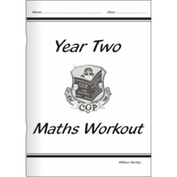 KS1 Maths Numeracy Workout Book - Year 2 by CGP Books (Paperback, 2001)