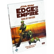 Star Wars Edge of the Empire Suns of Fortune Hardback Book