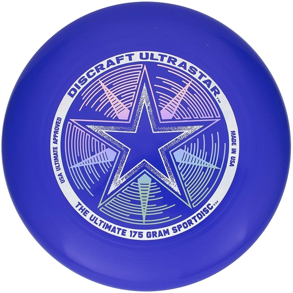 Royal Blue Ultrastar Discraft Disc