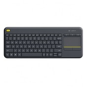 Logitech K400 Plus Keyboard UK Layout