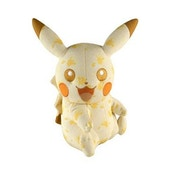 Pokemon 20th Anniversary Pikachu Special Edition 10-Inch With Pattern Plush