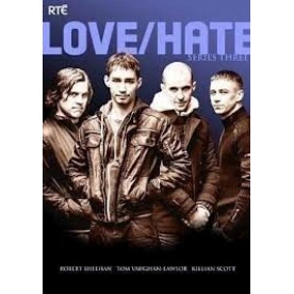 Love Hate - Series 3 DVD