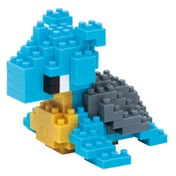 Nanoblock Pokemon Lapras Building Set