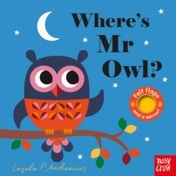 Where's Mr Owl? by Ingela Arrhenius (Board book, 2017)