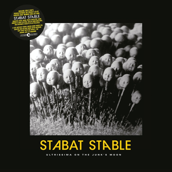 Stabat Stable - Ultrissima on the Junk's Moon Vinyl
