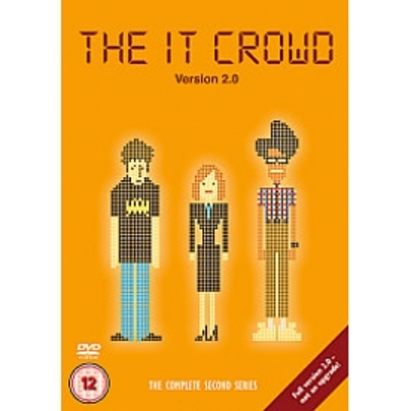 The IT Crowd Complete Series 2 DVD