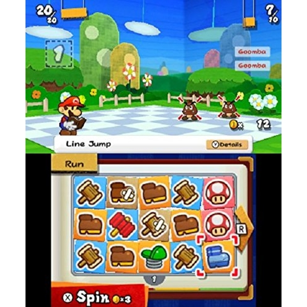 Paper Mario Sticker Star Game 3DS (Selects) - Image 5