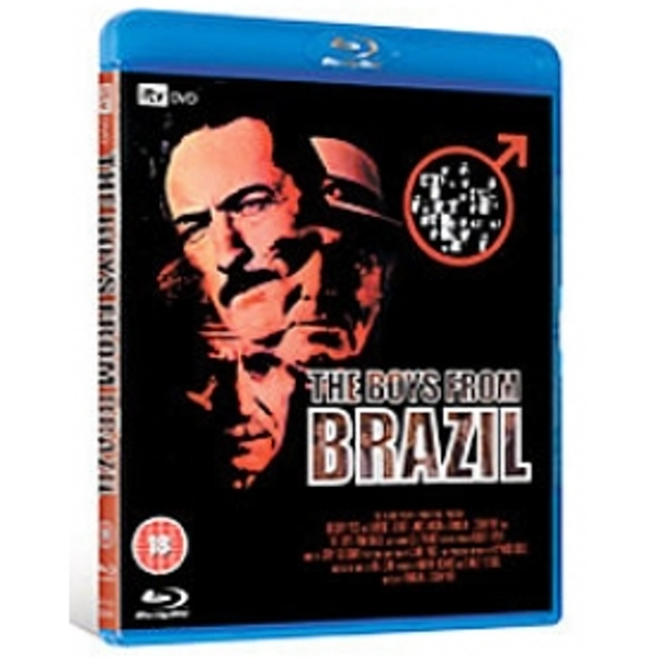 Boys From Brazil Blu-Ray