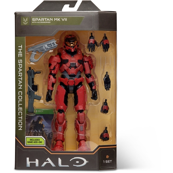 Spartan Mk. VII (Halo) Spartan Collection Action Figure - Image 1