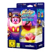 Kirby Planet Robobot + Kirby Amiibo 3DS Game
