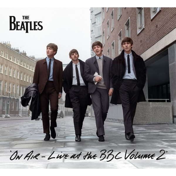 The Beatles - On Air - Live at the BBC Volume 2 CD