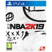 NBA 2K19 PS4 Game