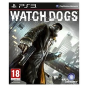 Ex-Display Watch Dogs Game PS3 Used - Like New