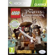 Lego Pirates Of The Caribbean (Classics) Game Xbox 360