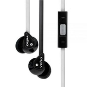 Veho ZS-2 In-Ear Earphones in Black/White