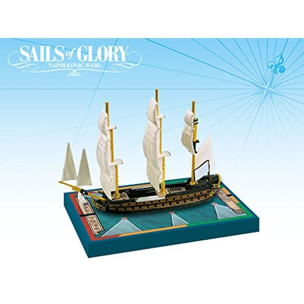 Sails of Glory: Artesien 1765 / Roland 1771 Board Game