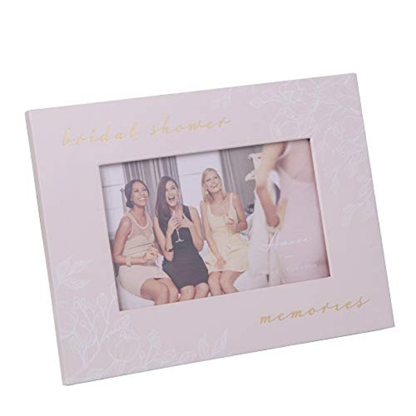 """6"""" x 4"""" - AMORE BY JULIANA? Bridal Shower Photo Frame"""