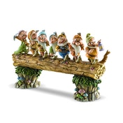 Homeward Bound (Seven Dwarfs) Disney Traditions Figurine