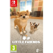 Little Friends Dogs & Cats Nintendo Switch Game