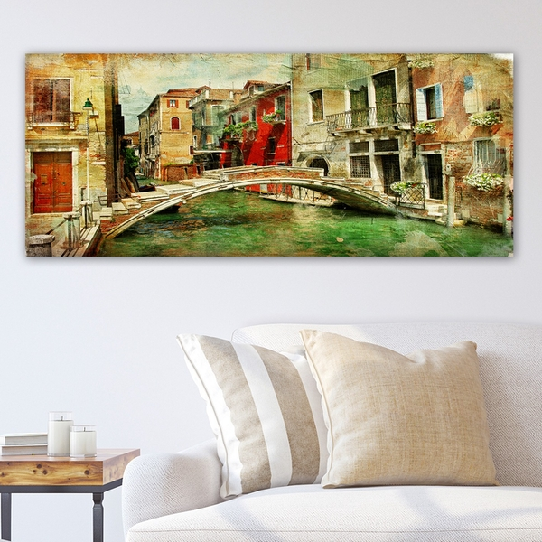 YTY113049277_50120 Multicolor Decorative Canvas Painting