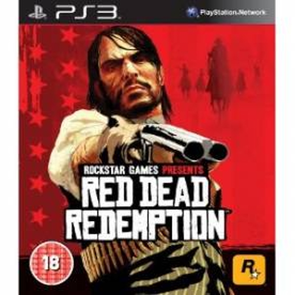 Red Dead Redemption Game PS3 - Image 1