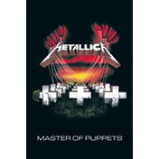 Metallica - Master of Puppets Maxi Poster
