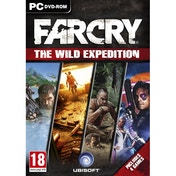 Far Cry Wild Expedition (All 3 Games + Expansion Pack) PC