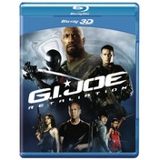 G.I. Joe Retaliation 3D Blu-ray