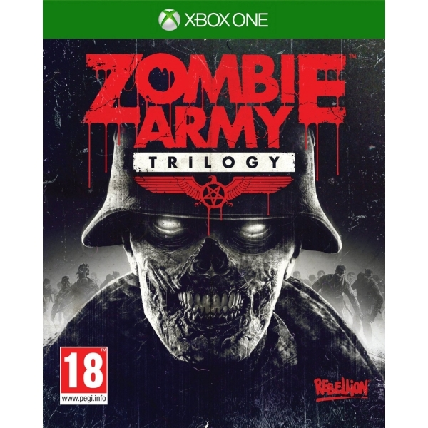 Zombie Army Trilogy Xbox One Game