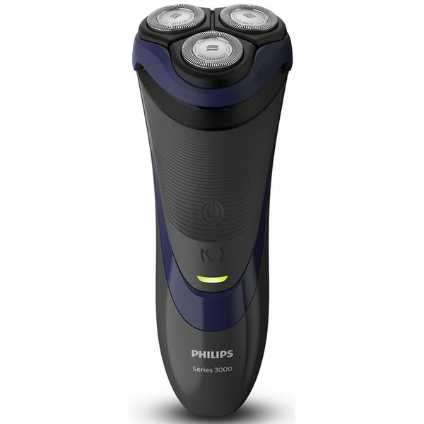 Philips Shaver Series 3000 Dry Electric Shaver UK Plug